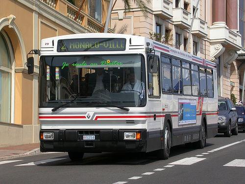Μονακό – Buses and Public Transportation | Communauté Hellénique ...